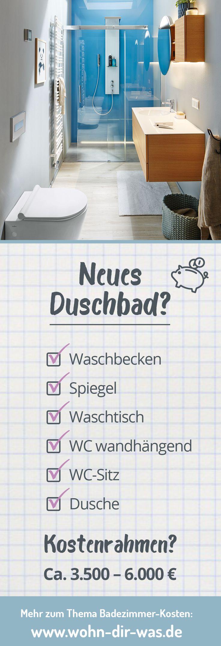 Badezimmer Checkliste - Design