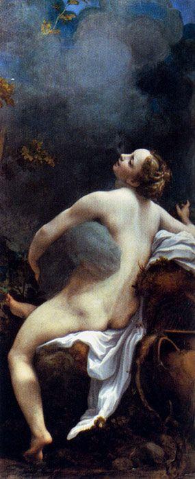 Jupiter and Io, 1531-1532