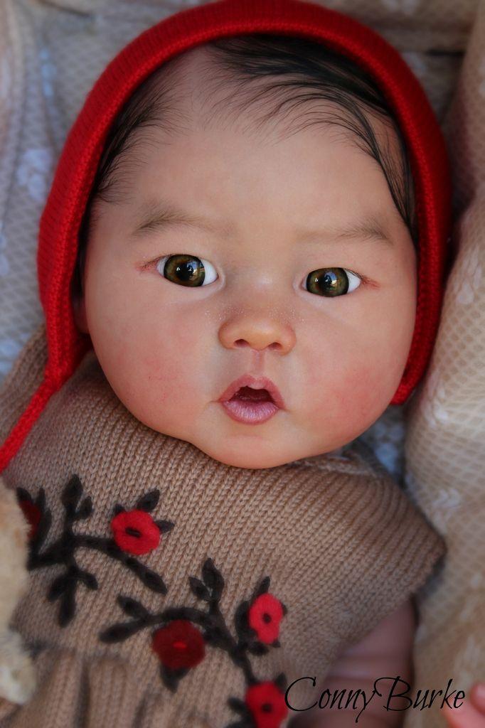 Prototipo Bebé Muñeca Asia Liling por ping Lau Conny Burke in Dolls & Bears…