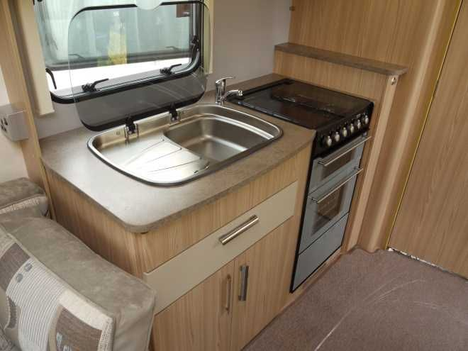 Coachman Amara 450/2, 2 berth, (2011) Used  Touring caravan for sale in Surrey 10,995