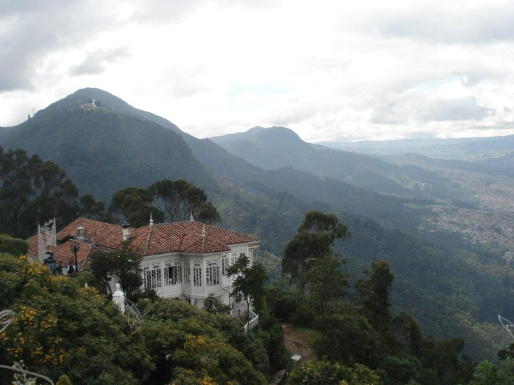 Monserrate  Bogota, Colombia