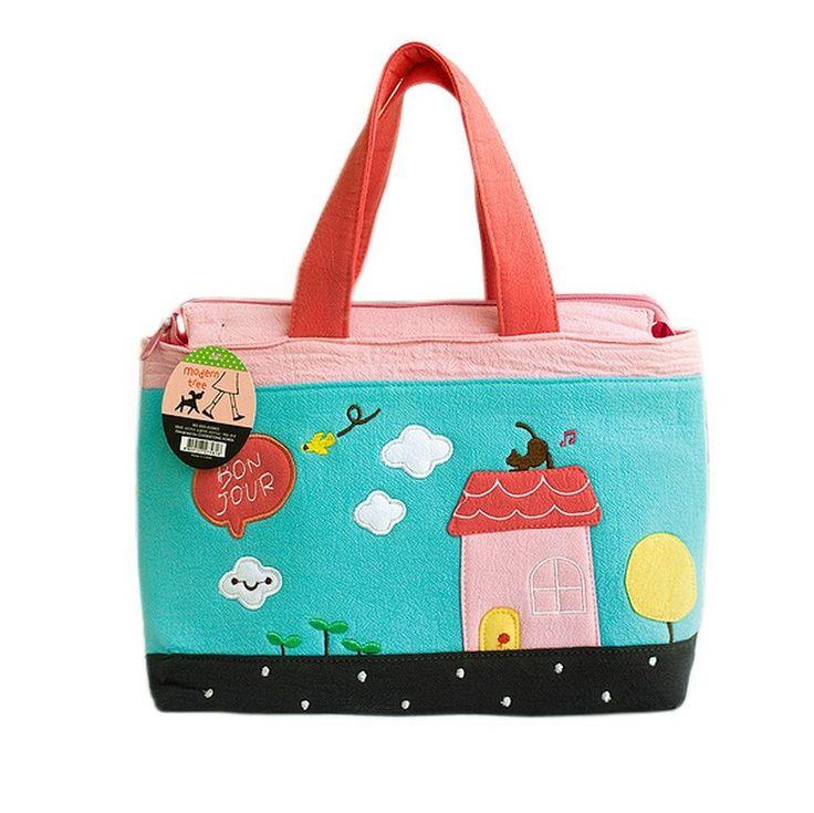 [Bon Jour] Tote Bag
