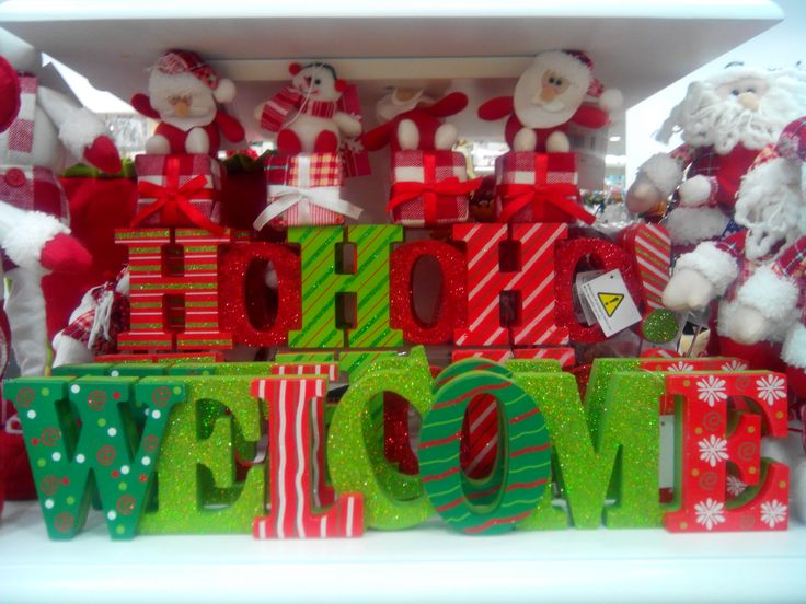 Xmas decorations from Carrig Donn