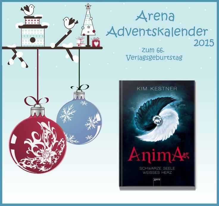 #Adventskalender #arenaverlag #anima