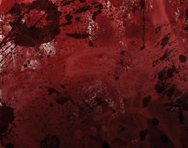 Splatter: Sangue che cola, che impasta la terra, creando un mandàla cosmico che contiene, in sé, l'essenza intrinseca del tutto. Viaggio iniziatico, ancòra, all'interno dei più reconditi anfratti dell'animo umano. Caos archetipale da cui si genera la vita: è questo Splatter, simbolica allegoria dell'esistenza, in perenne equilibrio instabile tra edonismo e spiritualità.