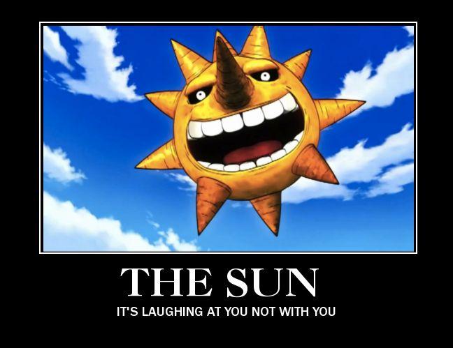 .:Soul Eater-The sun:. by asirensoul.deviantart.com on @deviantART