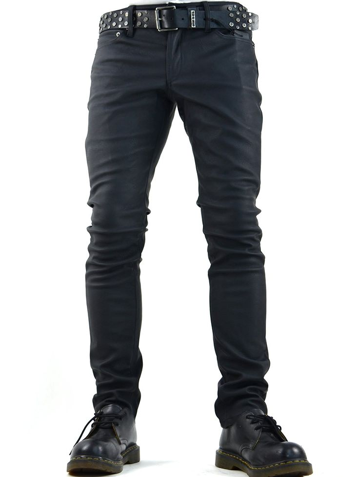 Rocker Leather Pants For Men 59 Best images about S...