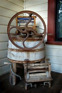 Image result for washing machine in the past