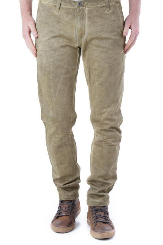 Pantaloni Uomo 525 (VI-P2531) colore Verde Scuro
