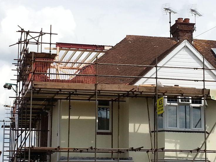38 best images about 1930 39 s semi detached house loft for Roof dormer design plans