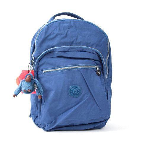 Kipling Seoul Backpack Blue