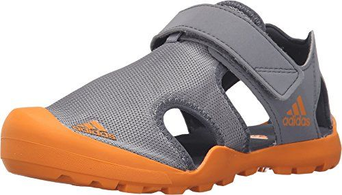Introducing Adidas Captain Toey Kids Water Shoe 13K GreyEQT OrangeOnix. Great product and follow us for more updates!