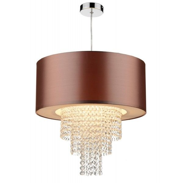 59 best non electric pendants images on pinterest electric dar lighting lopez non electric ceiling fitting with gold faux silk shade aloadofball Choice Image