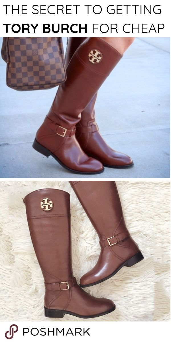 c020140bd10 Find Tory Burch boots up to 70% off when you shop on Poshmark ...