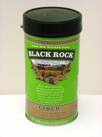 BLACK ROCK APPLE CIDER KIT 1.65KG