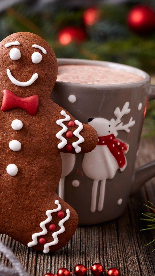Печенька, какао