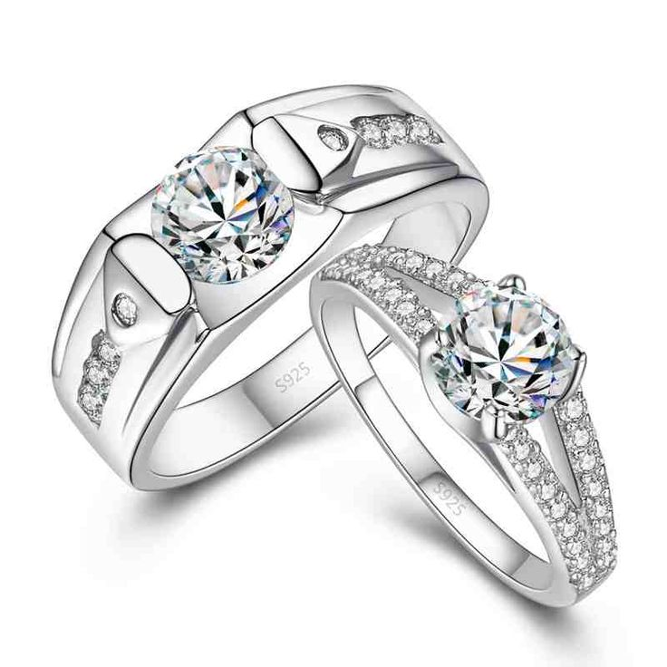 29 best matching wedding bands images on Pinterest ...