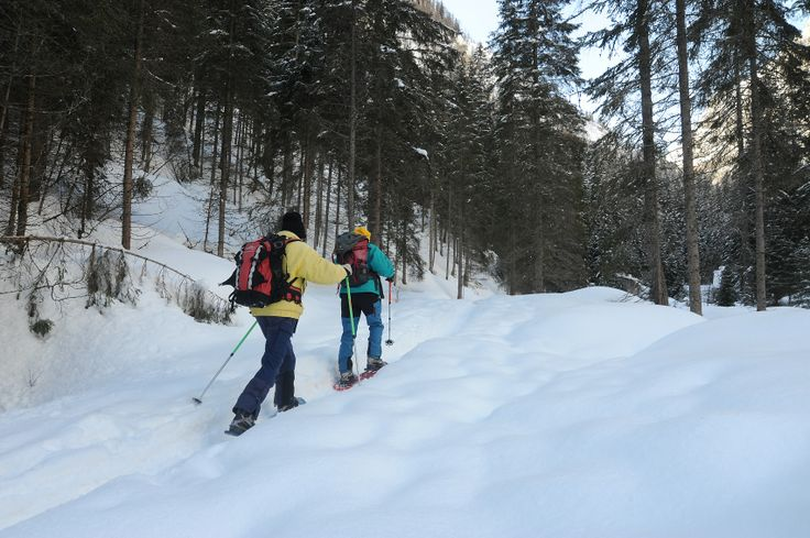 Snow Shoes / Racchette da Neve #Marmolada #dolomitistars