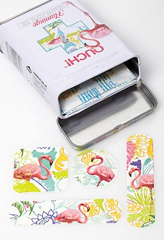 Ouch! Flamingo Bandages   FOREVER21   #f21accessorize
