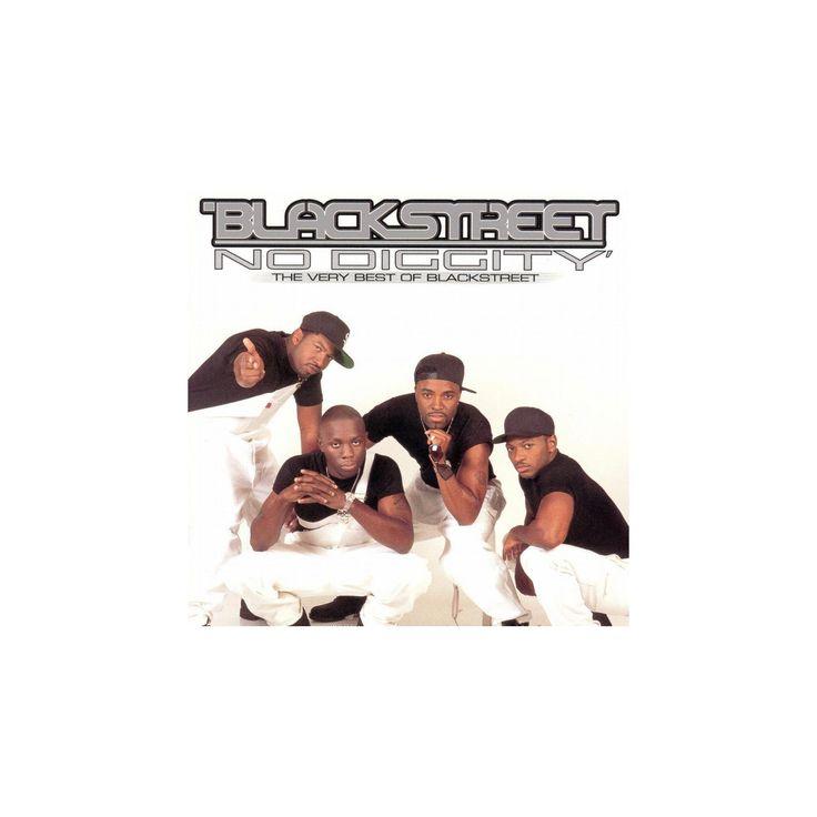 Blackstreet - No diggity-very best of blackstreet (CD)