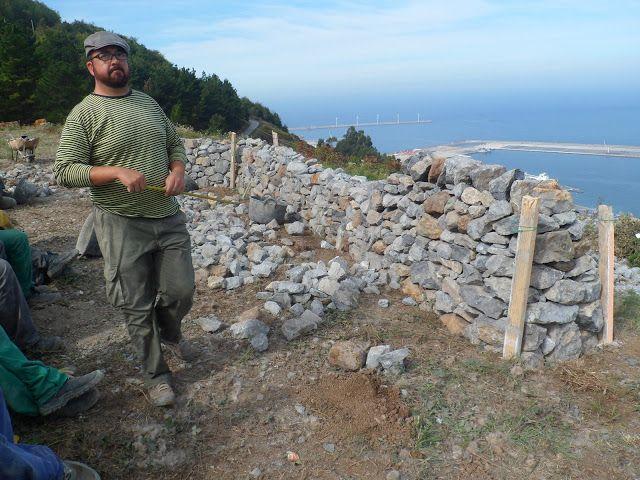 SERANTES NATURA: Muros de piedra seca