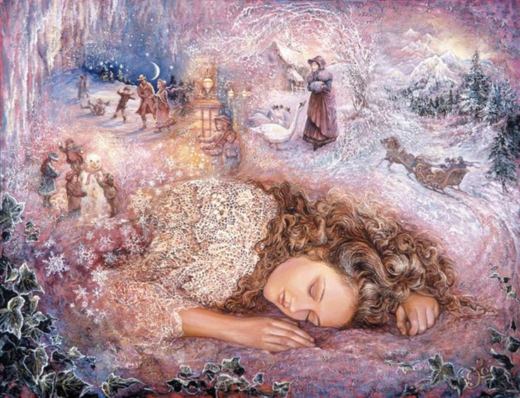 294 Best Fantasy Art 4 Images On Pinterest: 338 Best Images About Josephine Wall On Pinterest