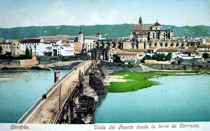 Córdoba. Vista desde la Torre de la Calahorra.