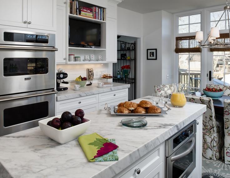 Best Kitchen Floors Carerra Marble