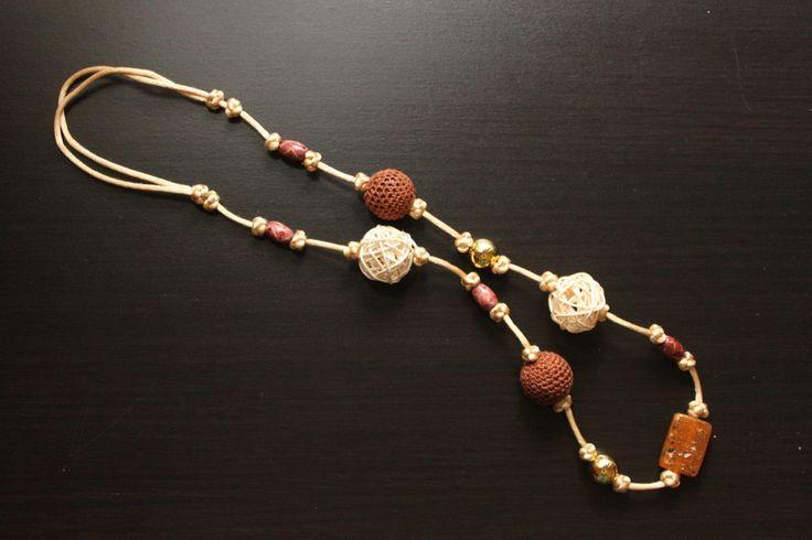collane perle e nodi - Cerca con Google