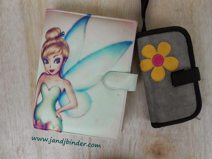 Binder Custom Super Cute