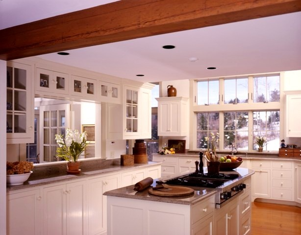53 best images about post and beam ideas on pinterest for Post and beam kitchen ideas