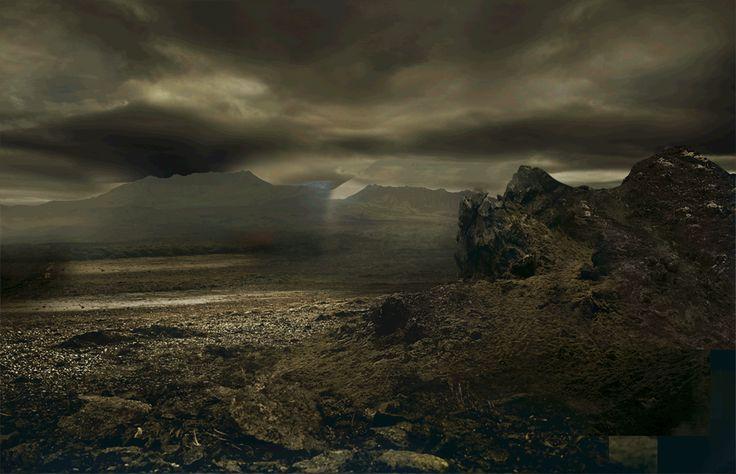 Mercedes G-Wagon Iceland CGI / Post on Behance