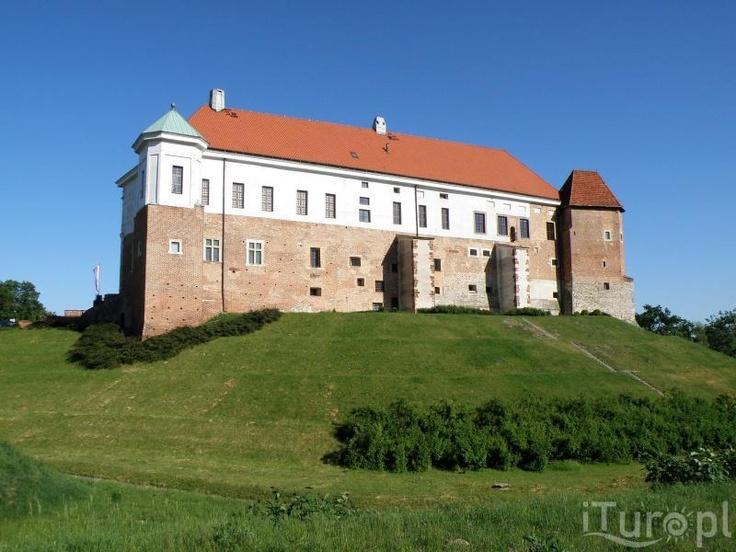 Zamek w Sandomierzu