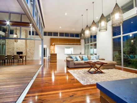 Hardwood decking and flooring by Australian Architectural Hardwoods