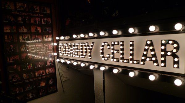 The 5 Best Places To See Stand-Up Comedy in NYC - CBS New York