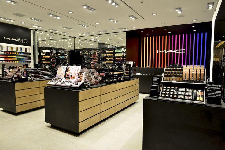 A maior marca da loja no Brasil tem 117 m² (Foto: Reprodução)