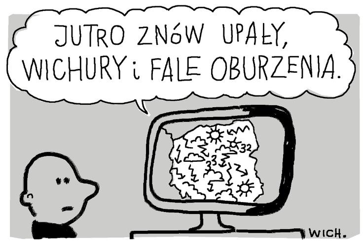 """Rys. Marcin Wicha  """"TP"""" 29/2012"""