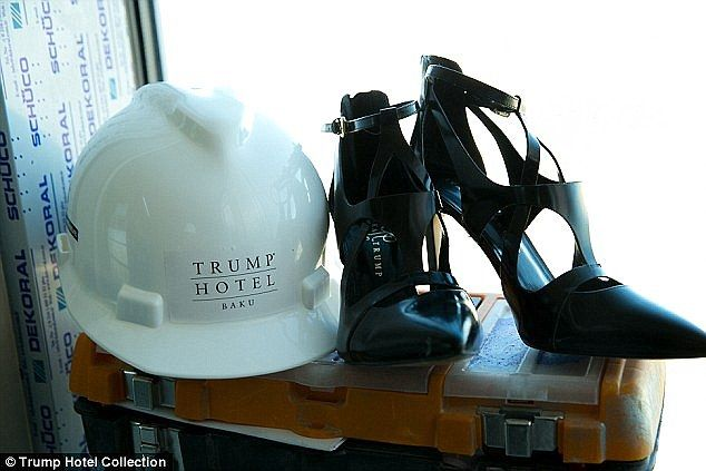 The Baku hotel disaster that may be Trump's most disastrous deal ever #dailymail