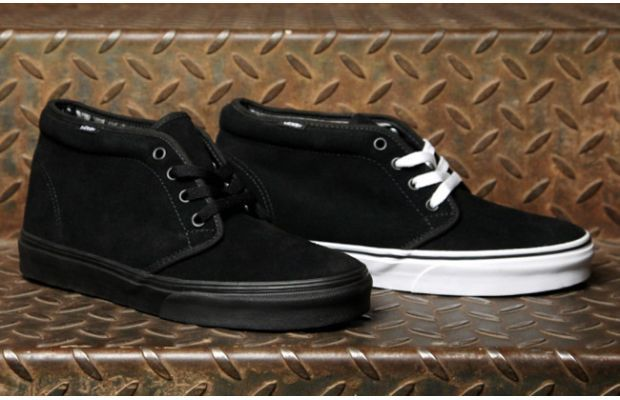 "Vans Chukka Boot ""Black"" Pack"