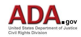 ADA.gov Dipartimento di Giustizia degli Stati Uniti d'America, Divisione diritti civili