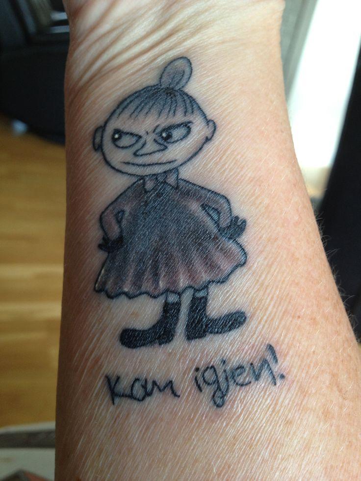 Little My. My tattoo 2013