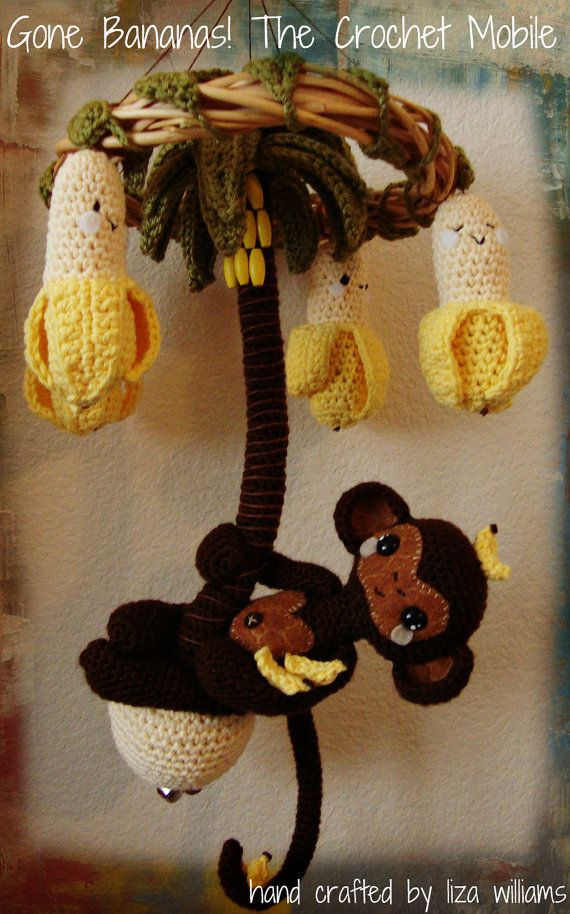 Hey, I found this really awesome Etsy listing at https://www.etsy.com/listing/105583188/gone-bananas-the-crochet-mobile