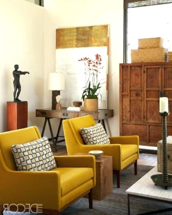 Decoration Mustard Yellow Accent Chair Yellow Accent Chairs