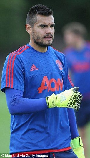 Romero will have to prove he can fill the Spaniard's boots