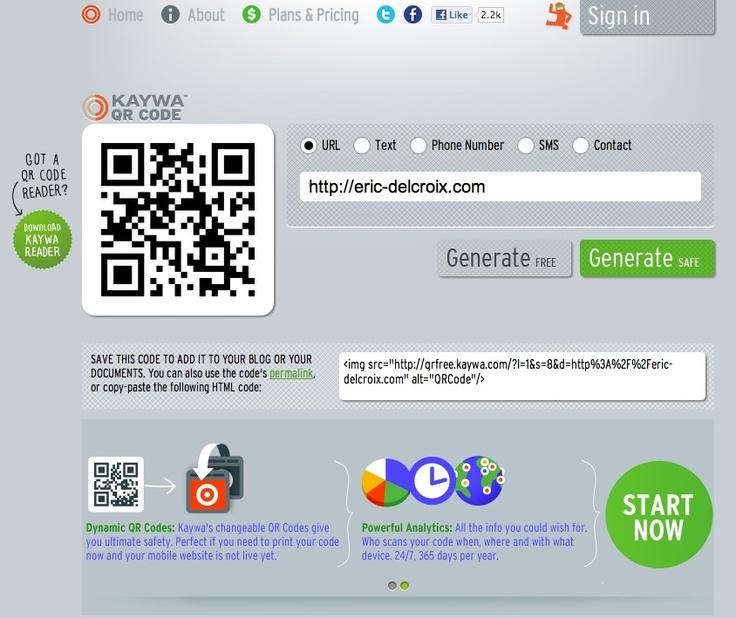 Qr Code Generator For Teachers
