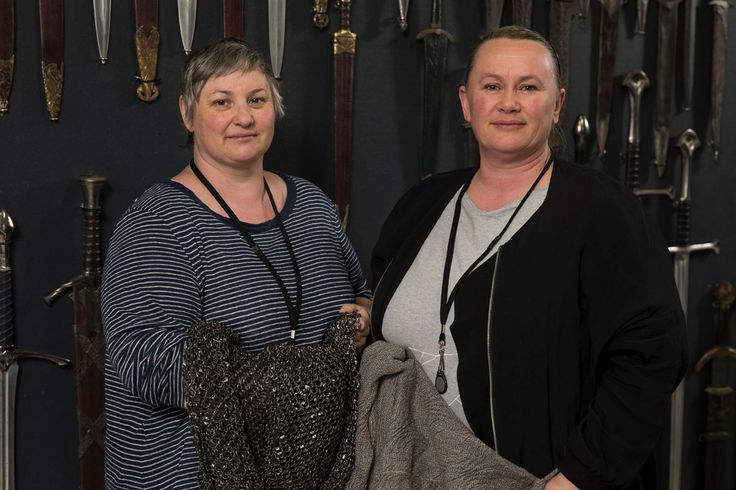 The winners of the 2016 Weta Workshop Costume and Film section, Natasha English & Tatyanna Meharry, spent two weeks at the five time academy award winning special effects studio in Wellington. Read about their experience on the workshop floor.