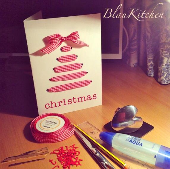 Postal de navidad Más