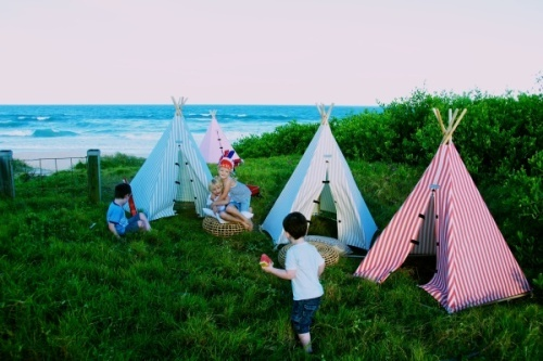 These Teepees are simply DEVINE !!!!