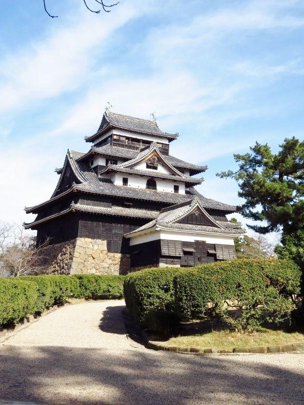 Matsue Castle, Shimane Prefecture, Japan | 松江城