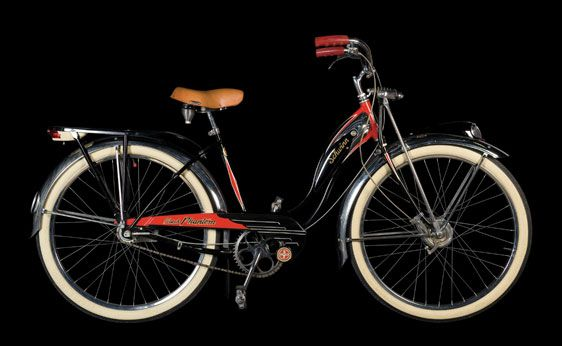 Schwinn Black Phantom: Color